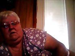 Amateur, Granny, Webcam