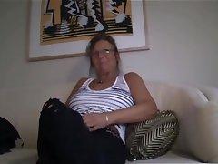 Granny, MILF, Mature, Masturbation