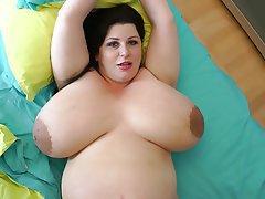 Big Boobs, Masturbation, Mature, Nipples