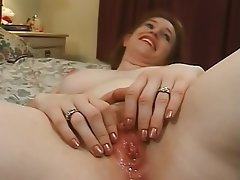 Amateur, Close Up, Creampie, Hardcore, Redhead