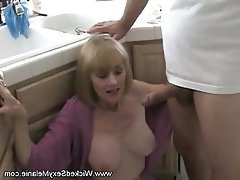 Amateur, Facial, Granny, Mature, MILF