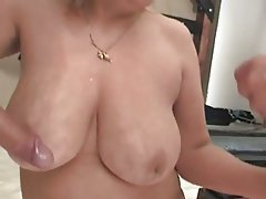 Big Boobs, Facial, Gangbang, Mature