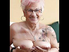 Granny, Masturbation, Mature, MILF