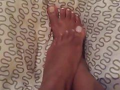 Amateur, Foot Fetish, Mature, POV