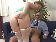 Anal, Hairy, Hardcore, Old and Young, Stockings