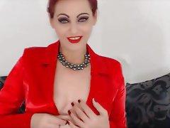 MILF, Pantyhose, Webcam