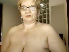 Brazil, Granny, Mature, Webcam