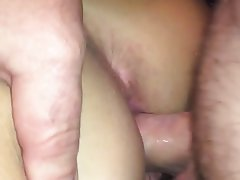 Amateur, Close Up, Creampie, Orgasm, POV