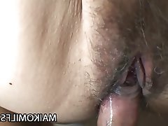 Asian, Close Up, Creampie, Japanese, Mature