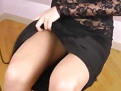 Close Up, Masturbation, MILF, Smoking, Pussy