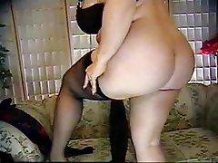 Mature, Pantyhose, Webcam