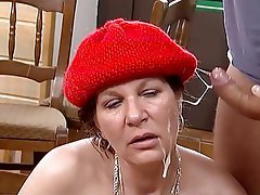 Mature, MILF, Old and Young, Shaved