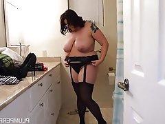 BBW, Black Cock, Black