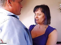 Blowjob, Mature, MILF, Old and Young, Mature