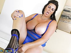 Mature, MILF, Big Tits, Compilation