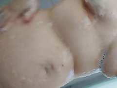 Amateur, Mature, Shower, Softcore, Wife