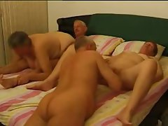 Blowjob, Granny, Mature, Swinger