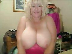 Amateur, BBW, Big Boobs, Blonde, Mature