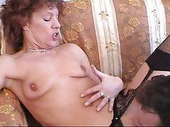Double penetration tits