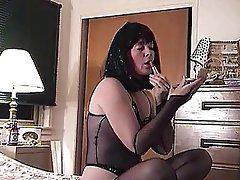 Amateur, Blowjob, Mature, Stockings