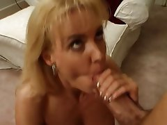 Blonde, Lingerie, Mature, MILF, Old and Young