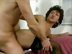 German mature anal tube