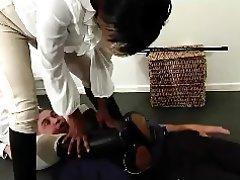 BDSM, British, Face Sitting, Femdom