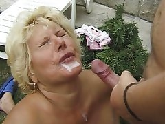 Anal, Double Penetration, Granny, Mature