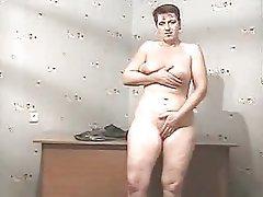 Mature, MILF, Russian
