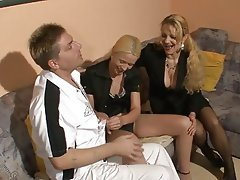 Blowjob, Mature, Old and Young