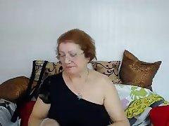 BBW, Granny, Webcam